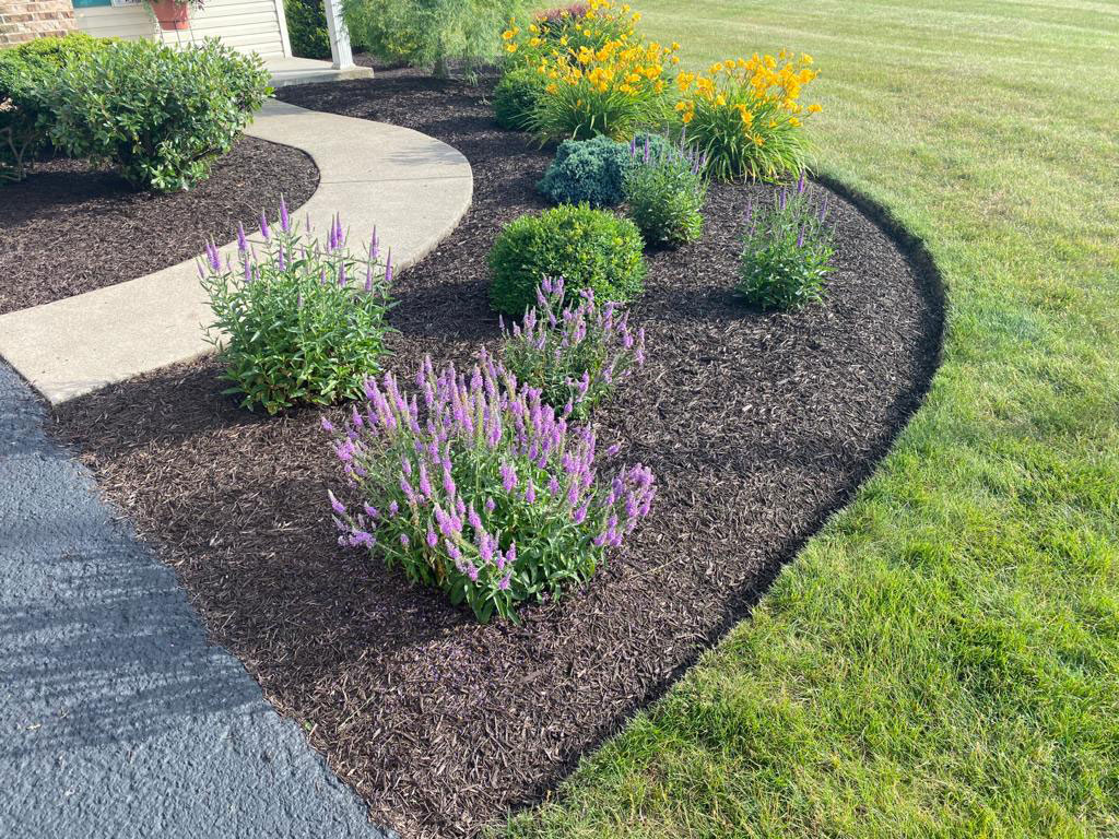 brown mulch bulk delivery available mulch for sale