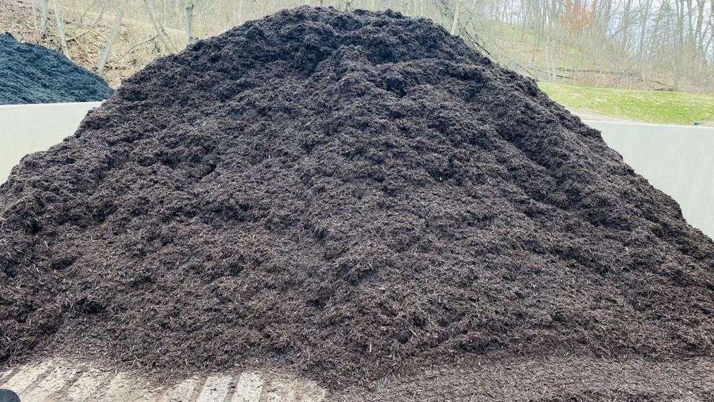 bulk mulch delivery brown mulch for sale selinsgrove pa