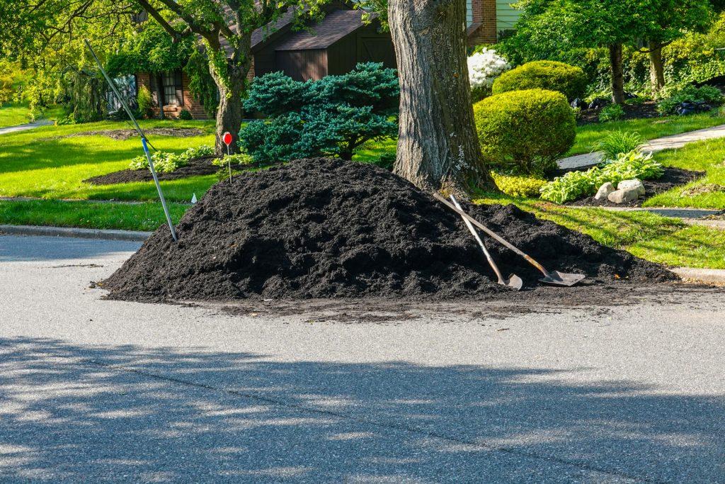 milton pa mulch for sale bulk mulch delivery in pa